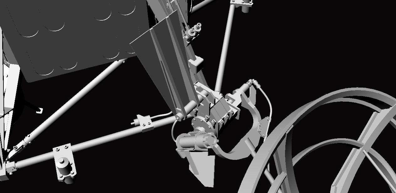 Crash-test planétaire : la sonde lunaire Ranger 8 au 1/24e 17072612434123134915170979