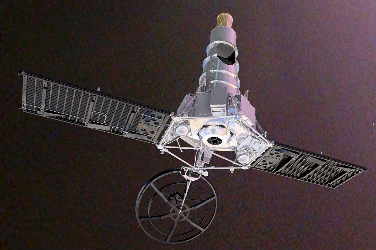Crash-test planétaire : la sonde lunaire Ranger 8 au 1/24e 17072612543823134915170992