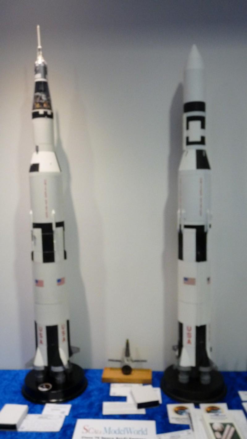 Crash-test planétaire : la sonde lunaire Ranger 8 au 1/24e 17072704395123134915174283