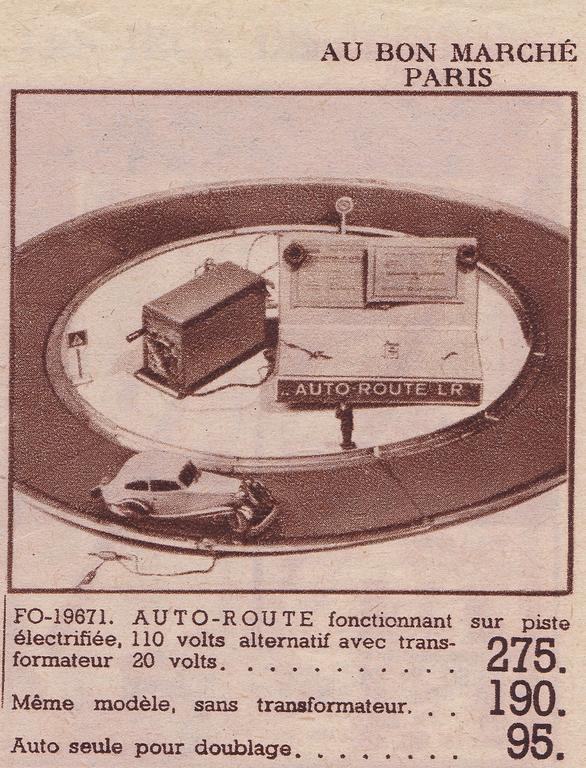 LR autoroute catalogue Au bon marché 1938 1 (Copier)