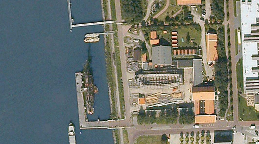 De Zeven Provincien : le chantier de la réplique du navire amiral de Michiel De Ruyter 17072807263323134915176460
