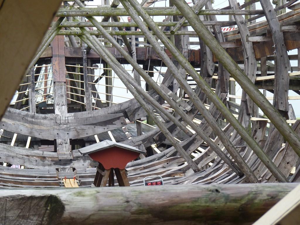 De Zeven Provincien : le chantier de la réplique du navire amiral de Michiel De Ruyter 17072807281923134915176481