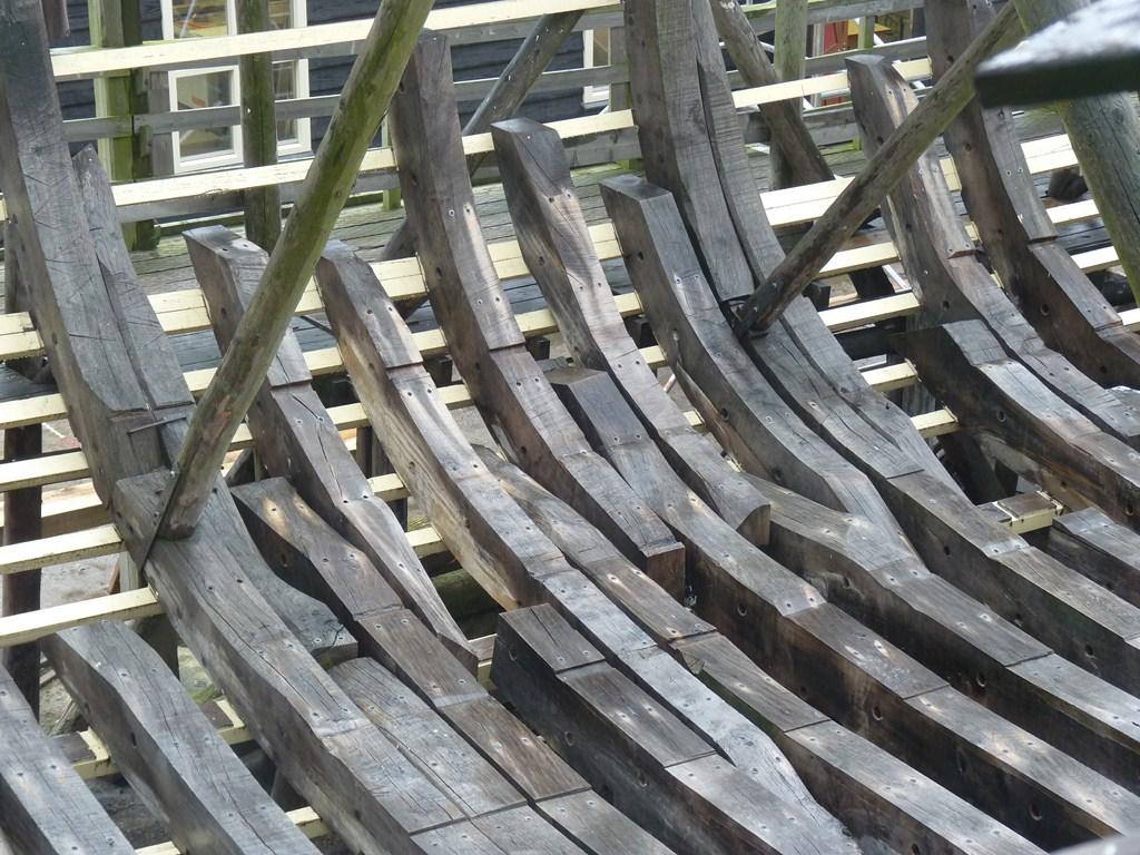 De Zeven Provincien : le chantier de la réplique du navire amiral de Michiel De Ruyter 17072807290923134915176492