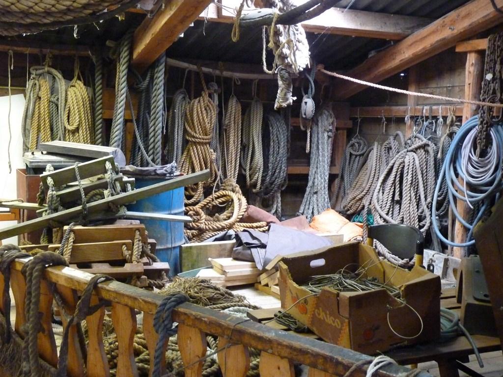 De Zeven Provincien : le chantier de la réplique du navire amiral de Michiel De Ruyter 17072807302123134915176507