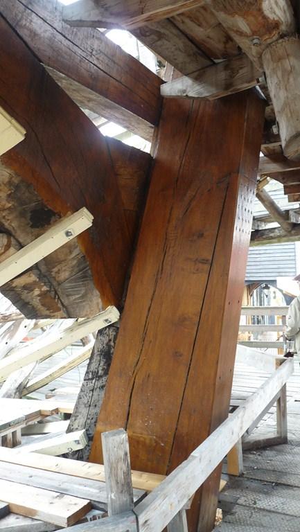 De Zeven Provincien : le chantier de la réplique du navire amiral de Michiel De Ruyter 17072807305923134915176515