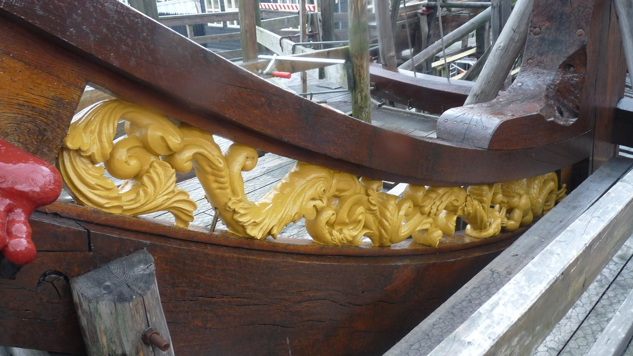 De Zeven Provincien : le chantier de la réplique du navire amiral de Michiel De Ruyter 17072807313823134915176528