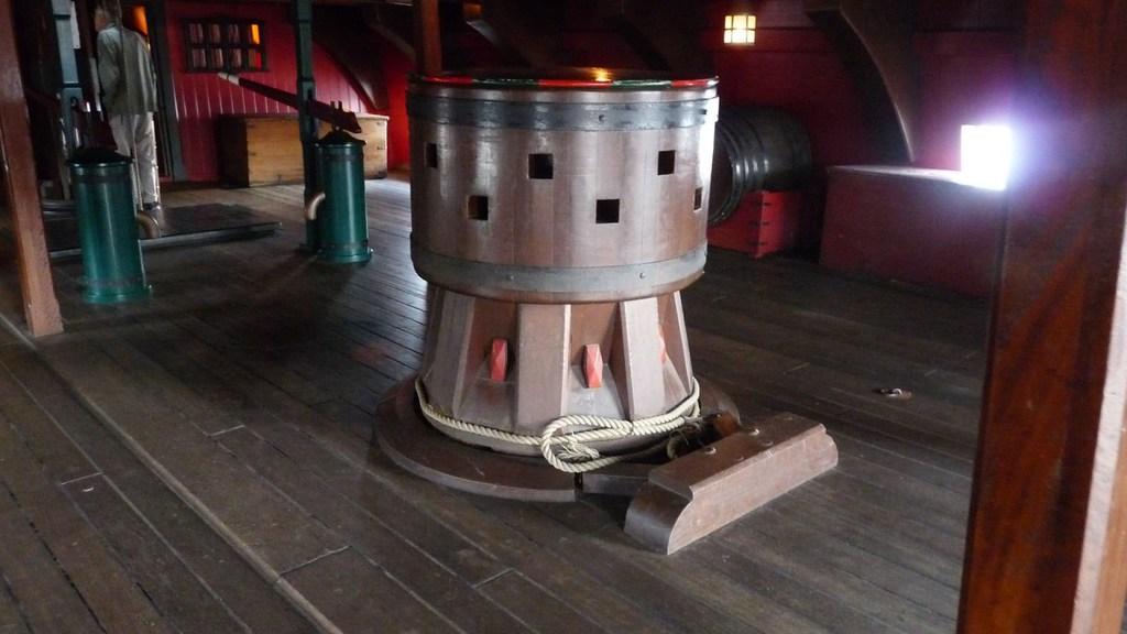 Visite du VOC « AMSTERDAM » (1749) à Amsterdam 17072807385523134915176597