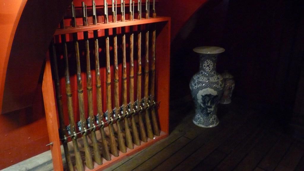 Visite du VOC « AMSTERDAM » (1749) à Amsterdam 17072807392023134915176602