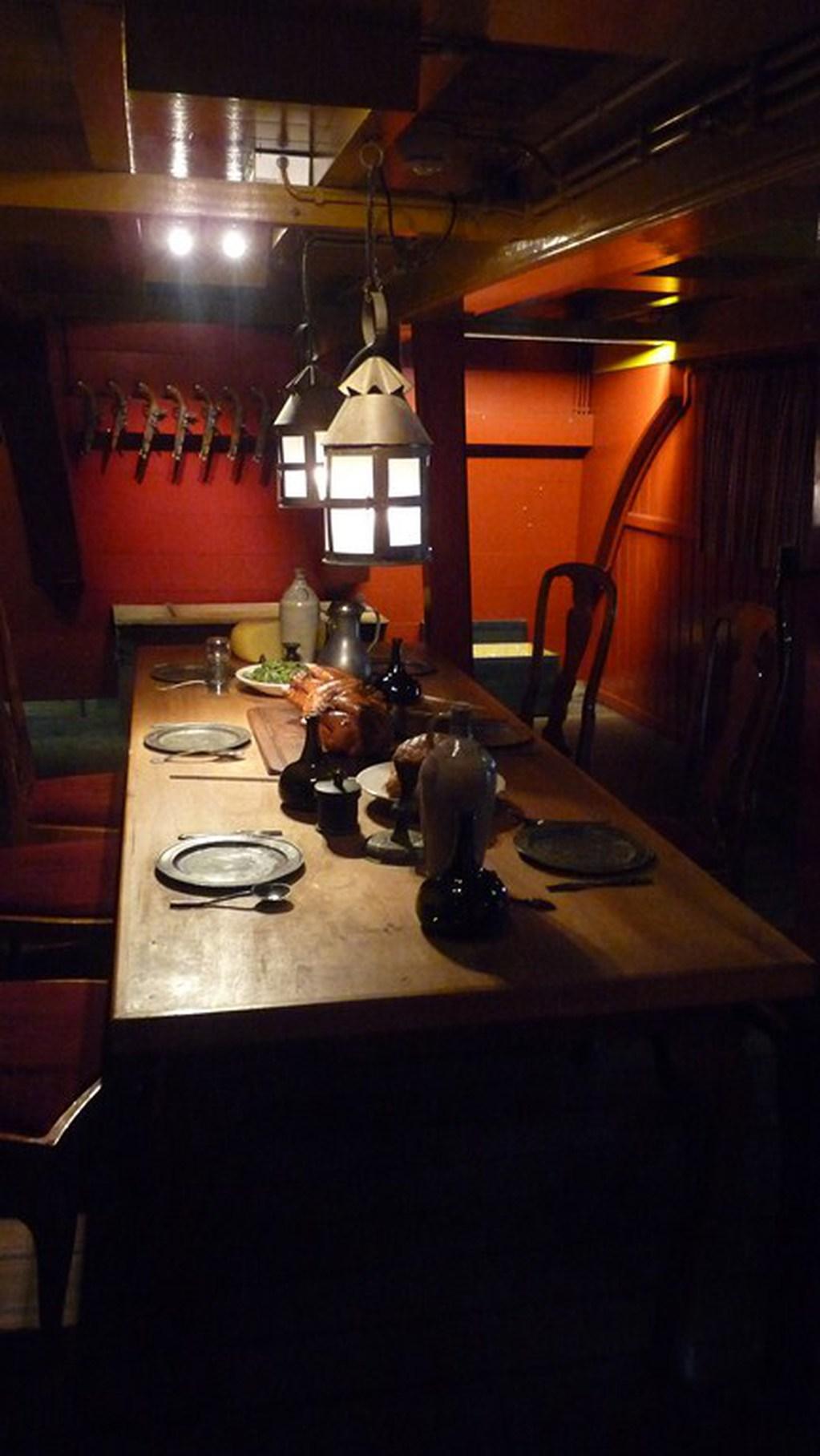 Visite du VOC « AMSTERDAM » (1749) à Amsterdam 17072807392523134915176604
