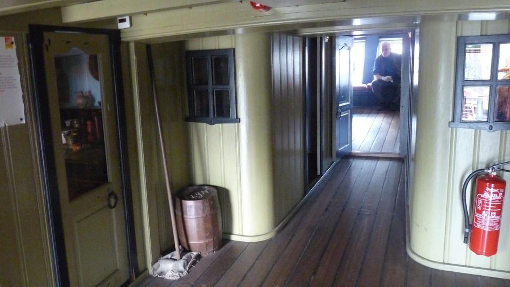 Visite du VOC « AMSTERDAM » (1749) à Amsterdam 17072807423623134915176651