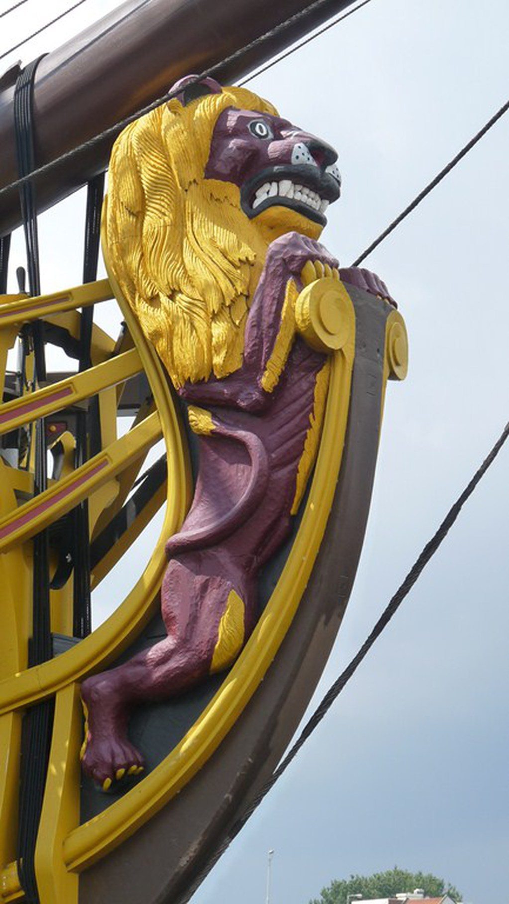Visite du VOC « AMSTERDAM » (1749) à Amsterdam 17072807434123134915176660