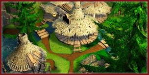 Village des Mages Noirs
