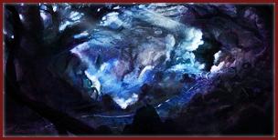 Grotte d'Adamantine