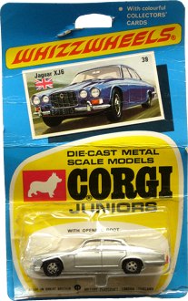 Jaguar XJ6 Corgi Juniors