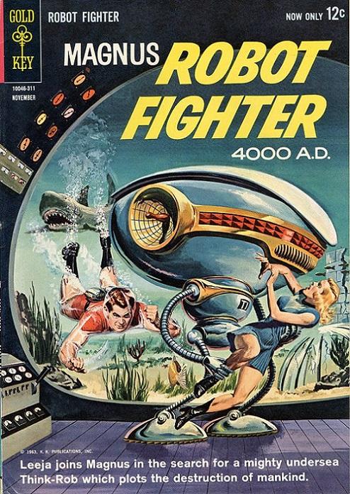 COUV - Magnus : Robot Fighter dans Couv 17080301231715263615195035