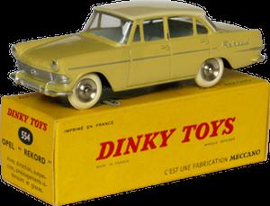 Opel Rekord Dinky-Toys