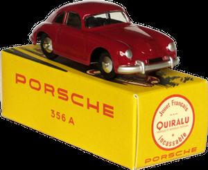Porsche 356 A Quiralu