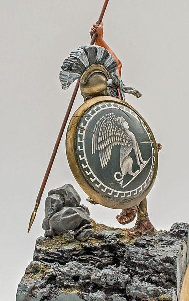 Hoplite 75 mm Alexandros 17080405551114703415199841