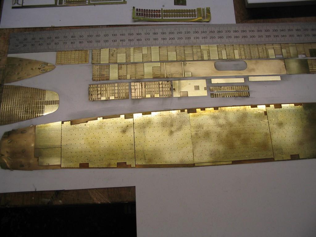 Clemenceau-Foch, conception et réalisation d'un kit d'amélioration 17080407235623134915199970
