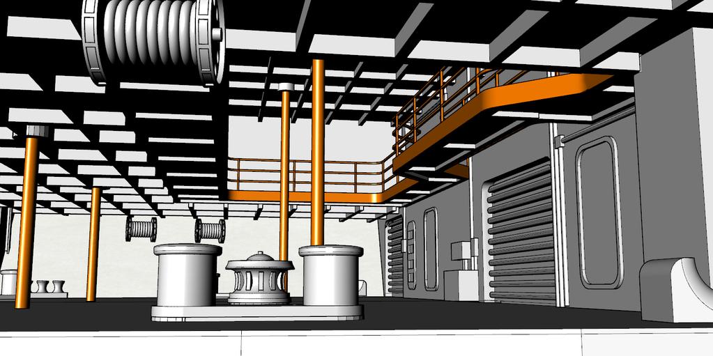 Clemenceau-Foch, conception et réalisation d'un kit d'amélioration 17080407361523134915199991