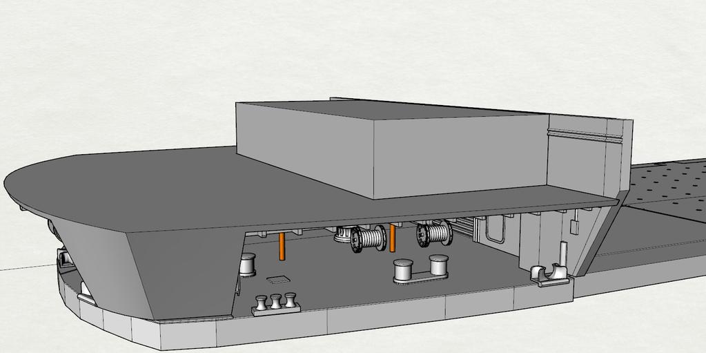 Clemenceau-Foch, conception et réalisation d'un kit d'amélioration 17080407362523134915199993