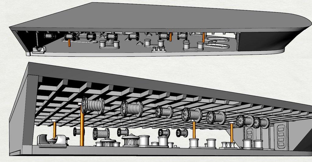 Clemenceau-Foch, conception et réalisation d'un kit d'amélioration 17080407362923134915199994