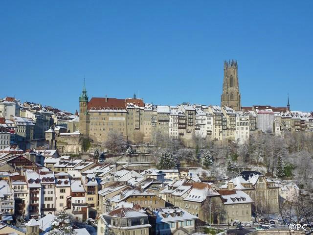 Fribourg : La Ville I 1708051020081858215202109