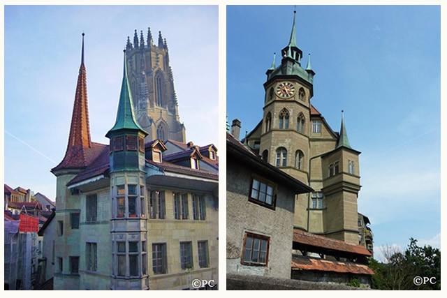Fribourg : La Ville I 1708051020091858215202112