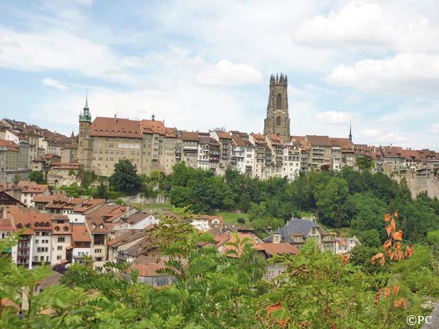 Fribourg : La Ville I 1708051020101858215202116