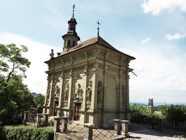 Fribourg : La Ville I 1708051020131858215202128