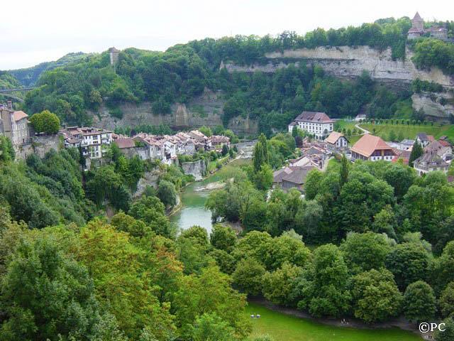 Fribourg : La Ville II 1708051020141858215202131