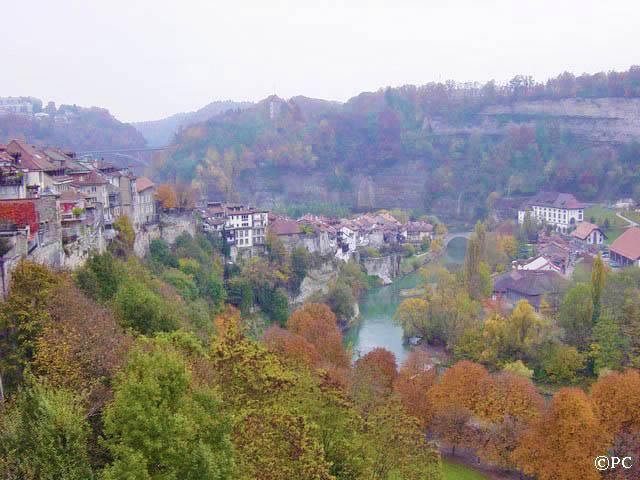 Fribourg : La Ville II 1708051020141858215202132