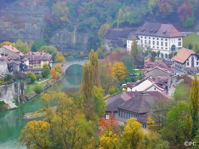 Fribourg : La Ville II 1708051020141858215202133