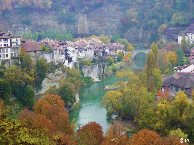 Fribourg : La Ville II 1708051020151858215202134
