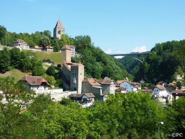 Fribourg : La Ville II 1708051020161858215202137