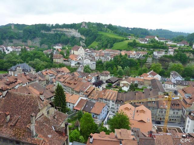 Fribourg : La Ville II 1708051020171858215202141