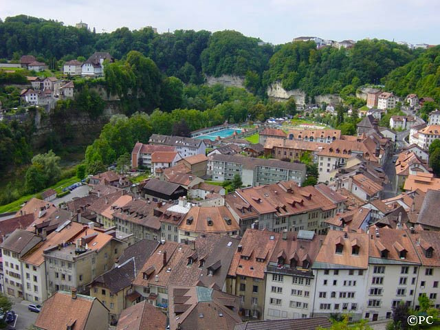 Fribourg : La Ville II 1708051020181858215202142