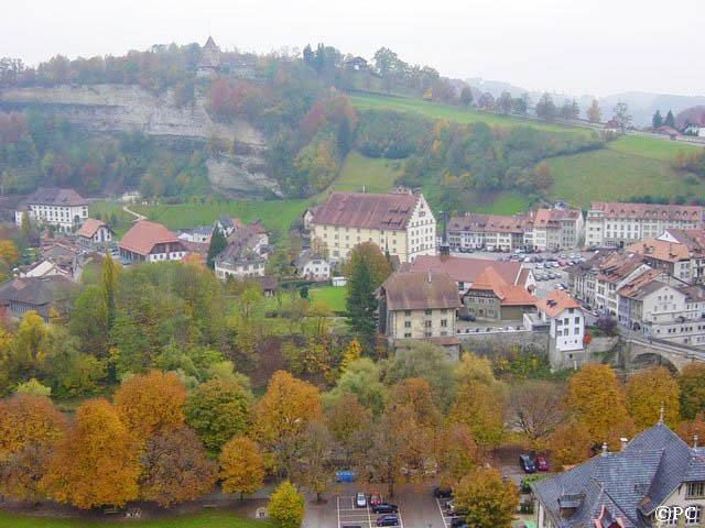 Fribourg : La Ville II 1708051020181858215202144