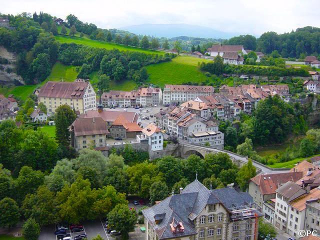 Fribourg : La Ville II 1708051020191858215202145