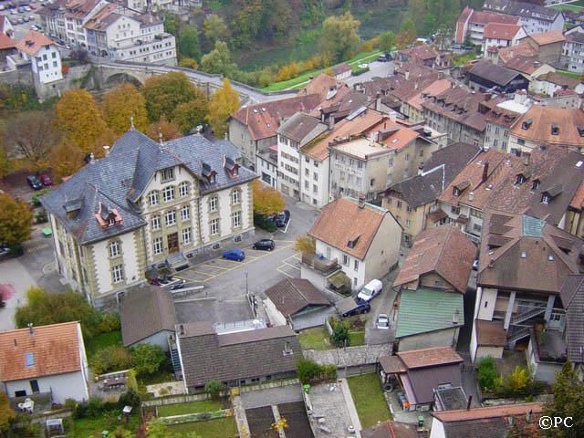 Fribourg : La Ville II 1708051020191858215202146