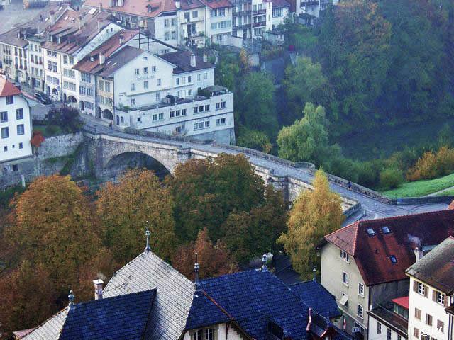 Fribourg : La Ville II 1708051020201858215202147