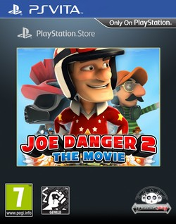 Joe Danger 2 : The Movie (EUR)