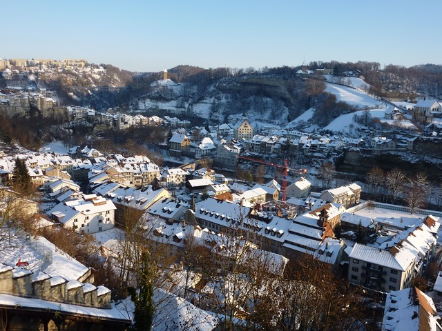 Fribourg : La Ville II 1708060136451858215202296