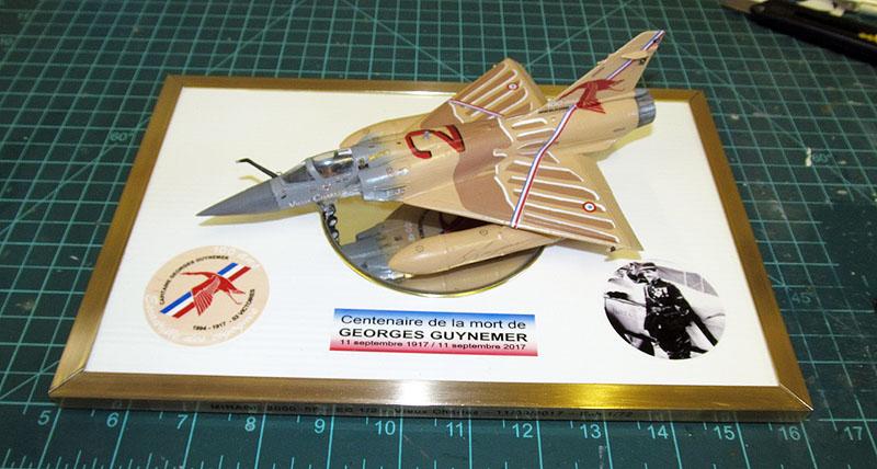"""Mirage 2000-5 """"Vieux Charles"""" au 1/72 17080707040618121215205765"""