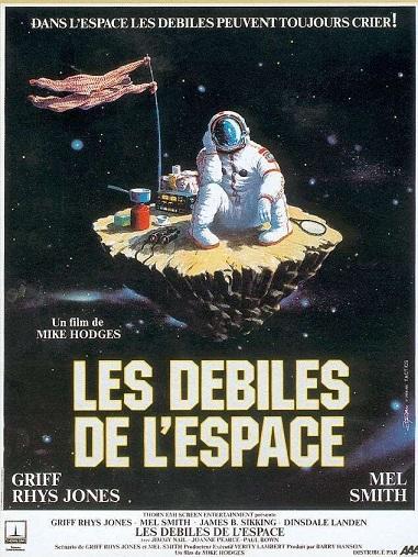 LA BANDE-ANNONCE : LES DÉBILES DE L'ESPACE (1985) dans CINÉMA 17080709211615263615205005
