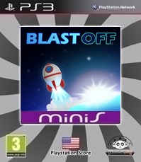 Blast Off (PS3 Minis)