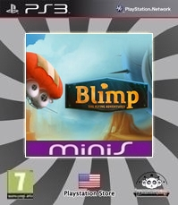 Blimp : The Flying Adventures (PS3 M...
