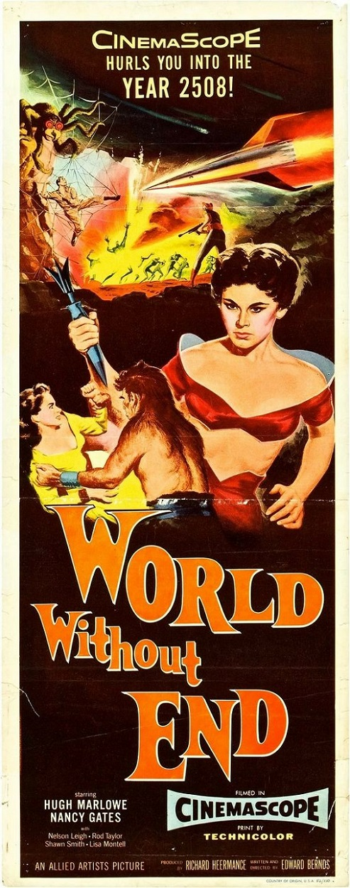 POSTEROÏDE - World Without End dans Cineteek 17080909185015263615209263