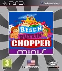 Beach Buzzin' Chopper (PS3 Minis)