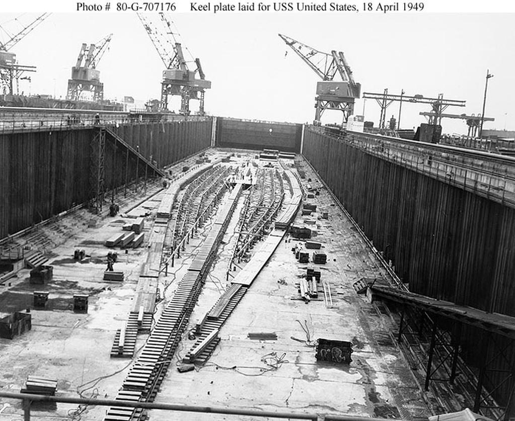 USS United States (CV-58) au 700e : le porte-avions géant qui n'a jamais vu le jour 17081311320223134915219466